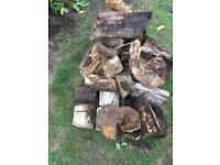 piles of logs free