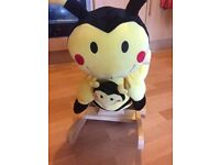 Rocking Bumble Bee, £25 – Bounds Green