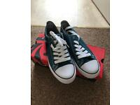 Adult size 6 trainers new with box and tag