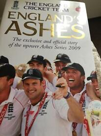 England's ashes