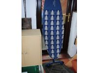 unused Addis Ironing Board extra wide 135cm x 45cm widewith heat resistant iron pad was £50 now £25