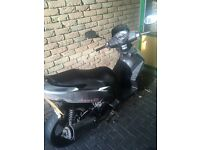 Kymco 125cc quick sale