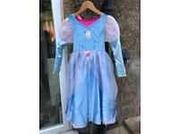 Bundle of 5 Disney princess/fairy dressing up outfits
