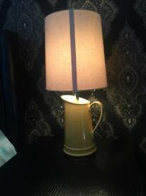 Beautiful lamp