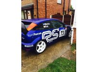 Mk1 focus rs 390bhp modified