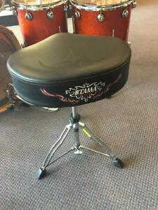 Tama 1st Chair Ergo Rider Trio Drum Throne - Banc - HT730B - used-usagé