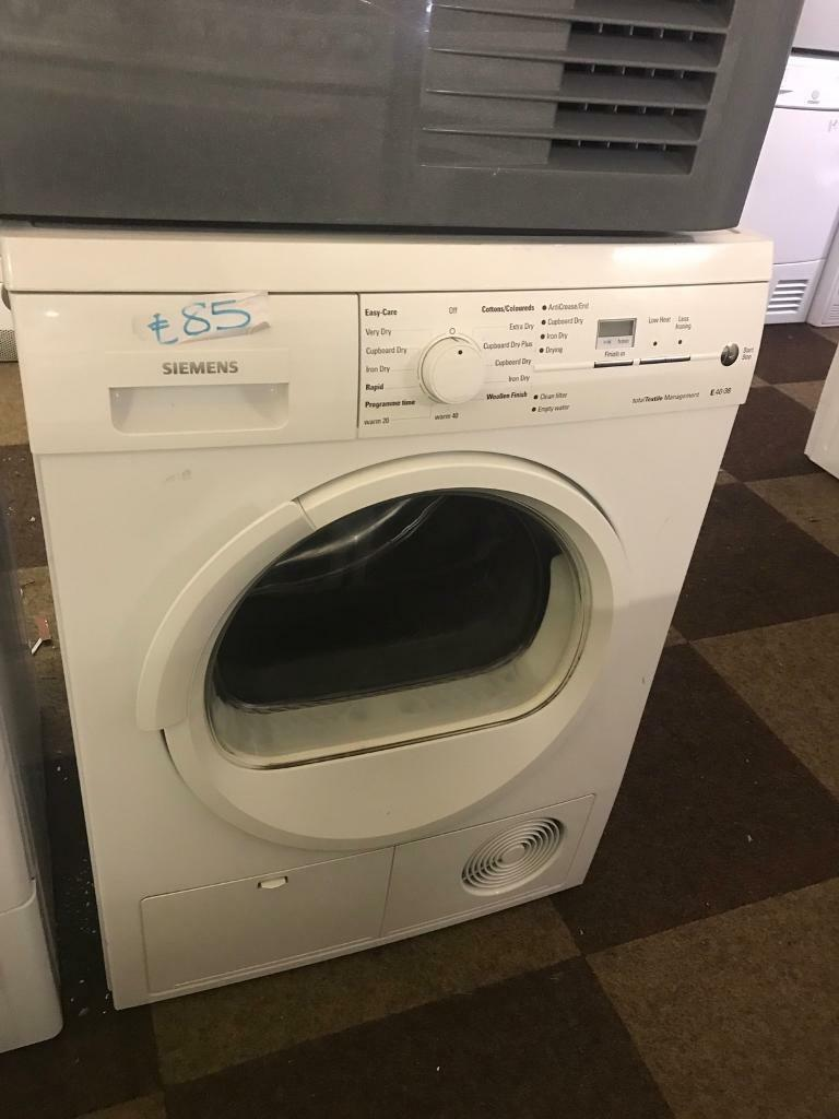 SIEMENS CONDENSER DRYER - PLANET 🌎 APPLIANCE