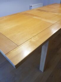 Halo Plum dining table