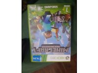 Xbox 360 game and remote