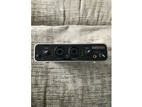 Echo audiofire 4 audio interface