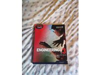 Btech national level 3 engineering course book and study skills book(edexcel)