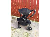 iCandy peach to blossom pushchair