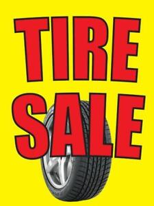 Tires For Sale | No Appointment Get Tires Today |**BRAND NEW TIRES SALE** Best price in Toronto,CANADA