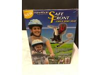 Wee Ride Safe Front Child Bike Seat Never Used