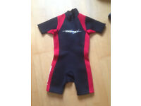 Wetsuit age 11-12 years