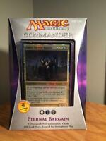 "Magic the Gathering Commander ""Eternal Bargain"""