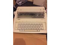 Brother Typewriter for sale £40 Ono