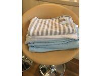 Bundle of baby bedding