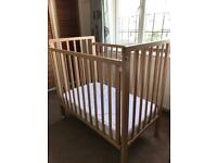 Cot (small, space saver)