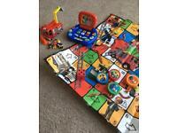 Fireman Sam toys bundle PLUS boxed jigsaws