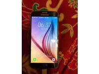 Samsung galaxy s6 unlocked cracked back