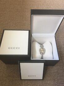 Gucci horsebit watch