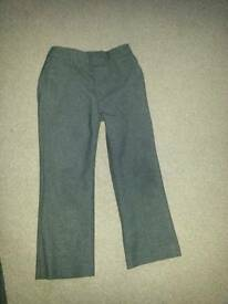 Boys age 4 uniform trousers from John Lewis