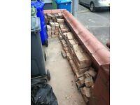 Free/pick up bricks/Manchester Fallowfield