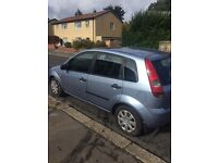 Ford Fiesta 1.6 Petrol Good Condition