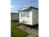 Caravan for sale Skegness Popular. RESORT £7000 ono