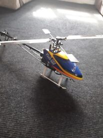 rc trex 450 pro helicopter