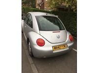 VW Beetle Leather Seats Glass Sun Roof Great Little Runner