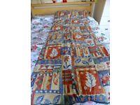 2 x sleeping bags