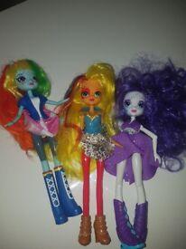My little pony dolls