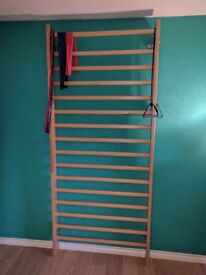 Gymnastic Wall Bars (As-New Condition)