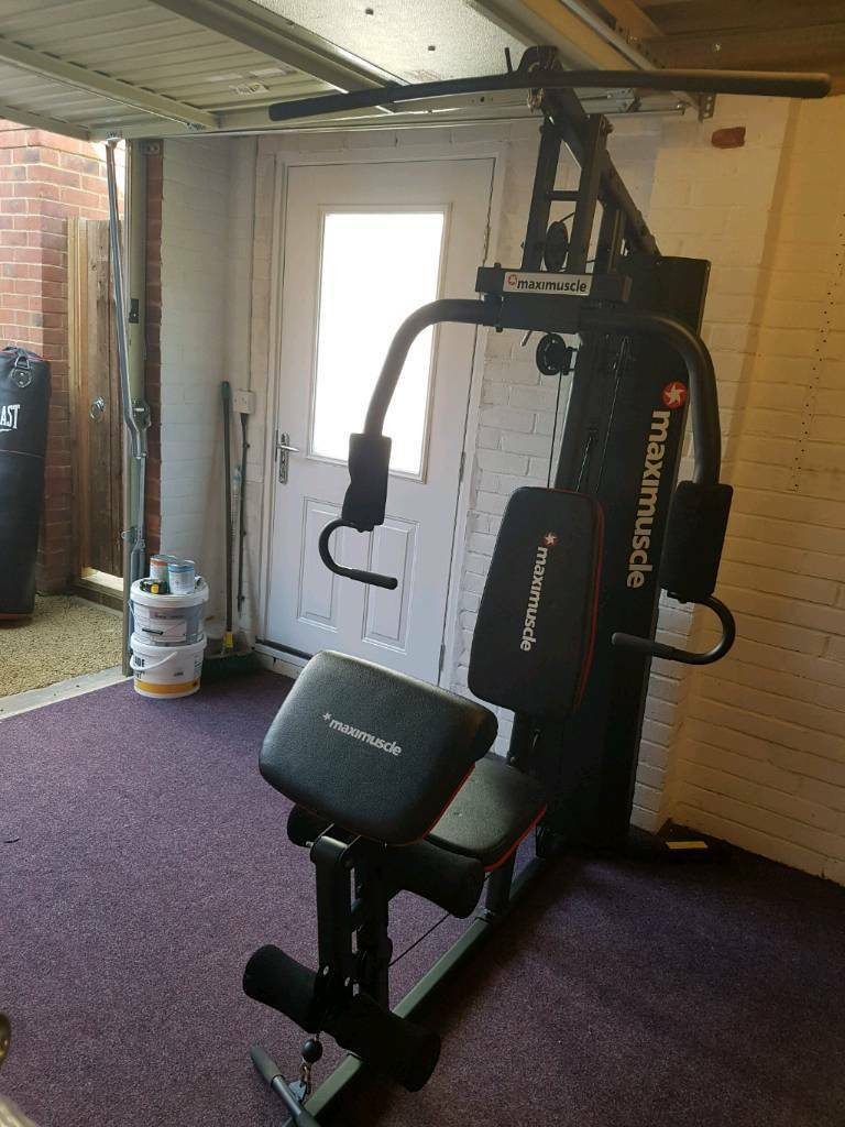 Maximuscle home gym multi in waterlooville