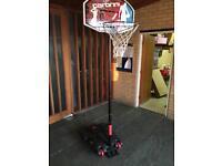 Basketball set portable