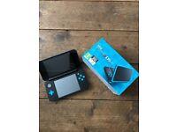 Nintendo 2DS XL w/ 4 Games