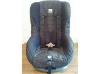 CAR SEAT, BRITAX,UNIVERSAL,ECLIPSE, 9 - 18 kg, ADJUSTABLE SEAT,SUITABLE FROM 6 MONTHS TO 6 YEARS OLD