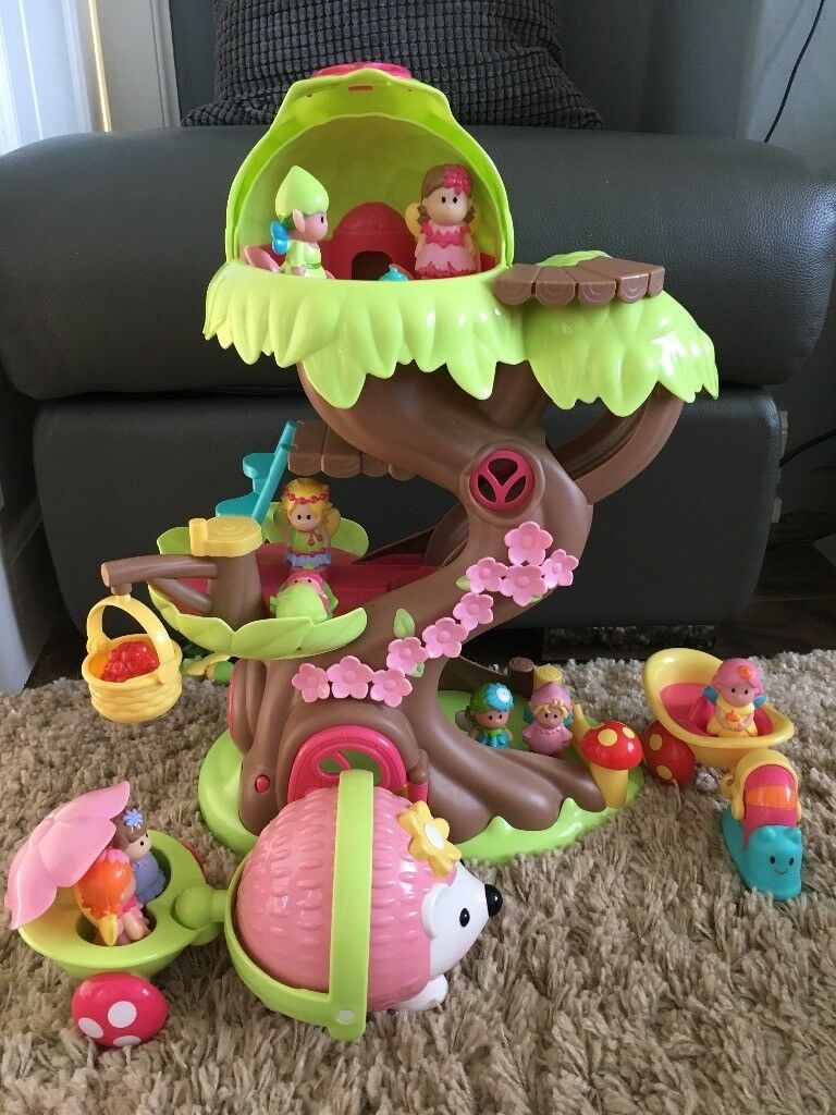 Elc happyland treehouse