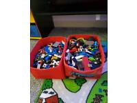 2boxes of lego