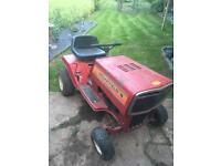 lawn tractor mountfield 8