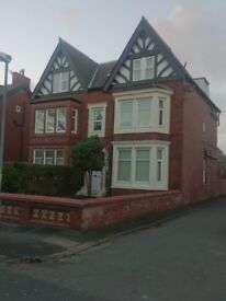 Nice Clean & Bright 1 Bedroom Flat to Rent (with Parking). Victoria Road St Annes, £98pw.