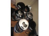6x helmets