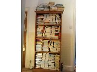 200 popular authors paper back books