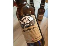 Dog beer (alcohol free)