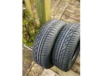 4 x 195x65x15 tyres all new