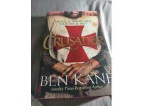 New. Crusader Ben Kane hard back