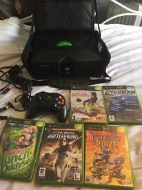 Xbox original console