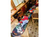 Bataleon Evil Twin 155 snowboard